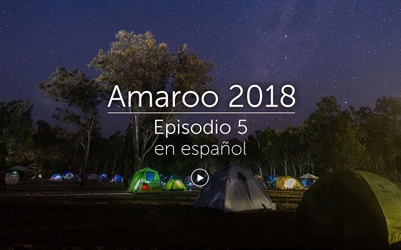 Amaroo 2018 Episodio 5 - español (video)