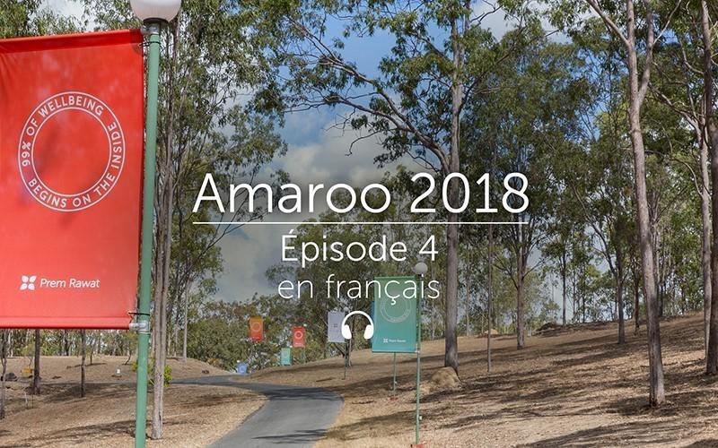 Amaroo 2018 Épisode 4 - français (Audio)