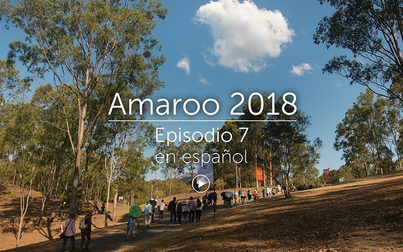 Amaroo 2018 Episodio 7 - español (video)