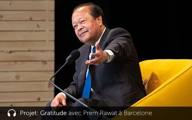Projet: Gratitude (Audio) en français