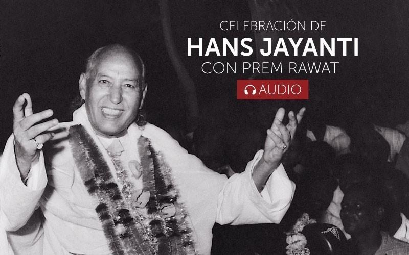 Celebración de Hans Jayanti 2019 (Audio)