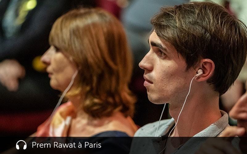Prem Rawat à Paris (Audio)