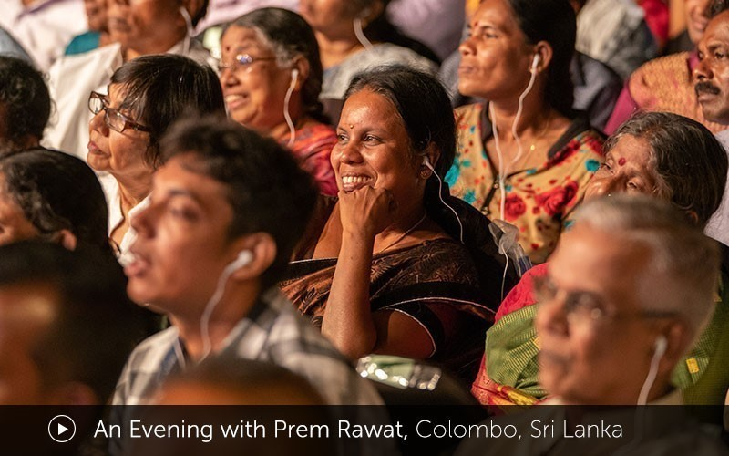 An Evening with Prem Rawat (video)