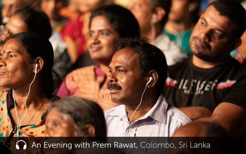 An Evening with Prem Rawat (audio)