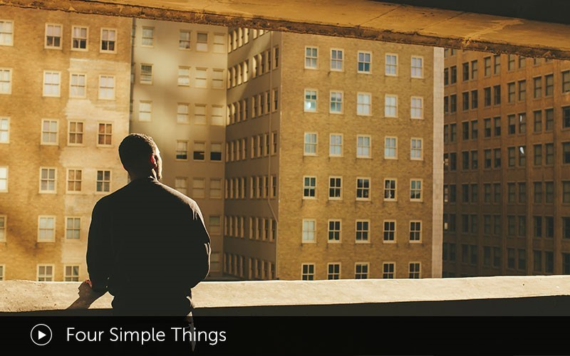 Four Simple Things
