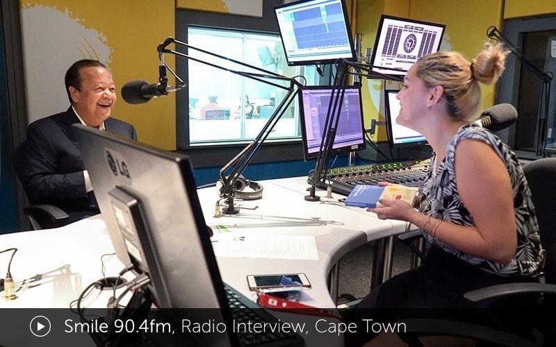 """Smile 90.4FM"" Radio Interview (Video)"