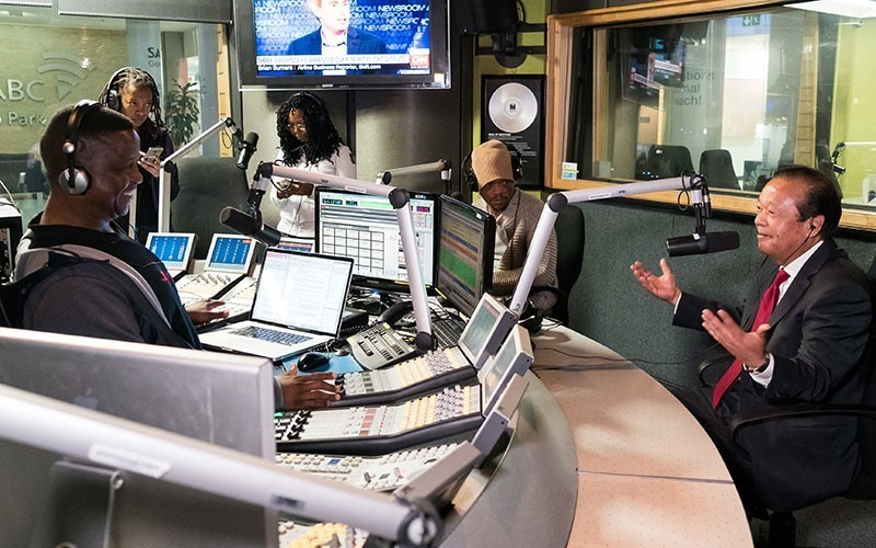 """Metro FM Live"" Radio Interview (Trailer)"