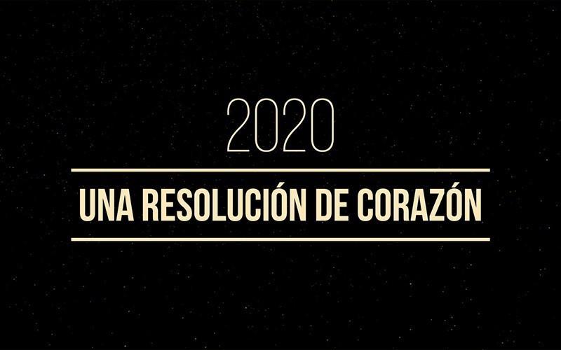 2020 Una resolución de corazón