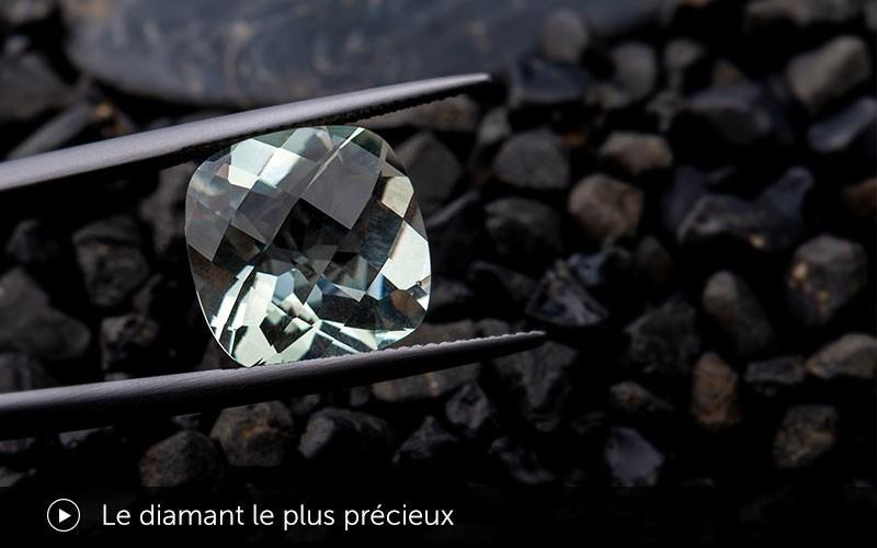 Le diamant le plus précieux