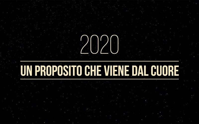 2020 Un proposito che viene dal cuore