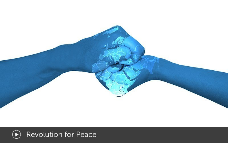 A Revolution for Peace