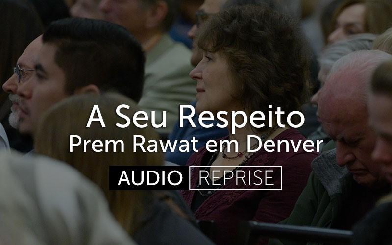 A Seu Respeito (Audio)