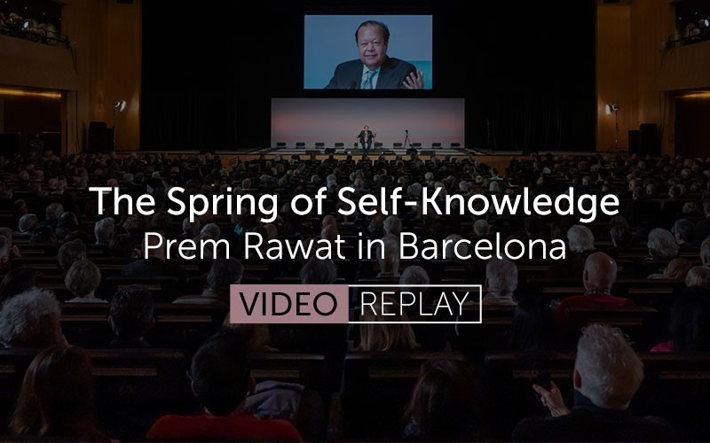 The Spring of Self-Knowledge (Video)