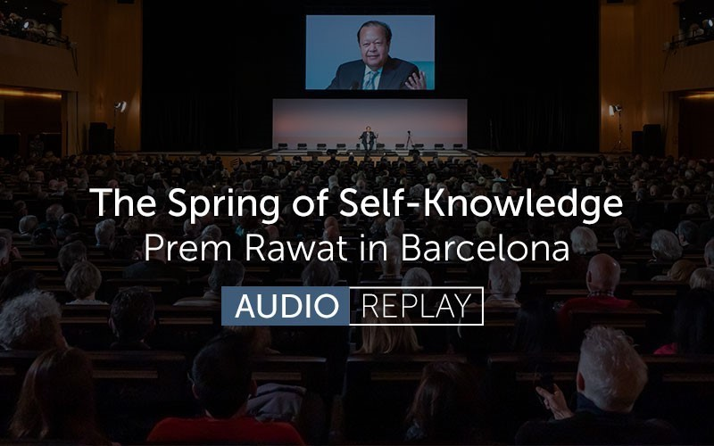 The Spring of Self-Knowledge (Audio)