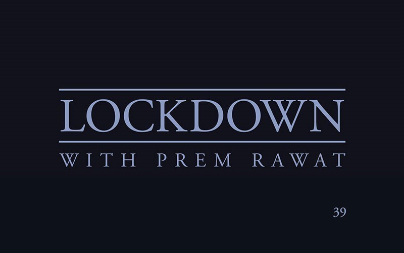 Lockdown, Day 39