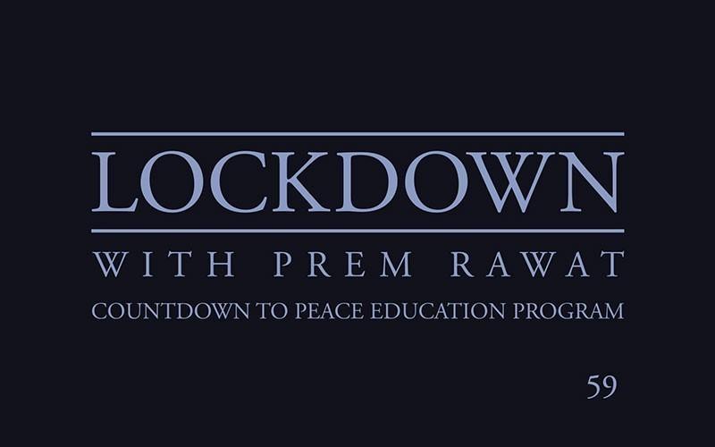 Lockdown, Day 59