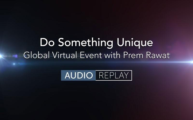Do Something Unique - Replay (Audio)