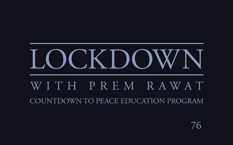 Lockdown, Day 76