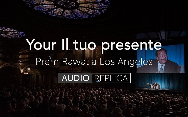 Il tuo presente (Audio)