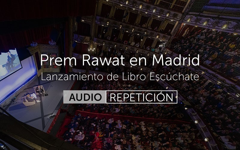 Prem Rawat en Madrid (Audio)