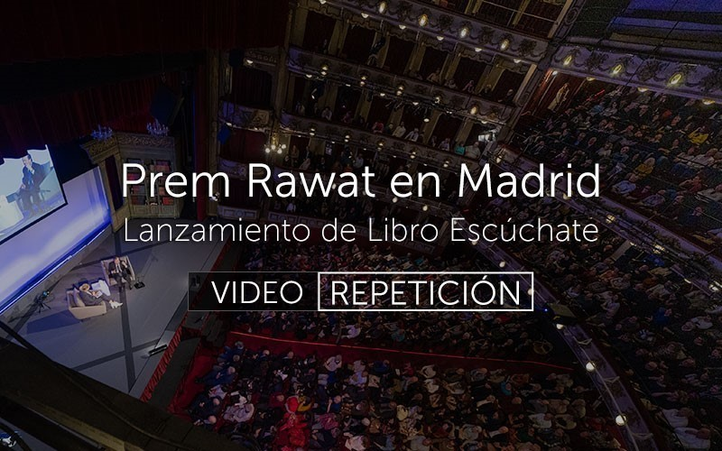 Prem Rawat en Madrid (Video)