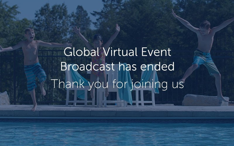Global Virtual Event: Now Ended (Audio)