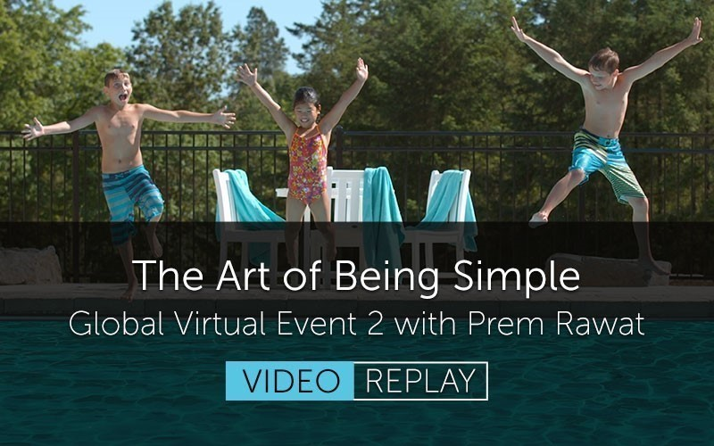 The Art of Being Simple (Video)