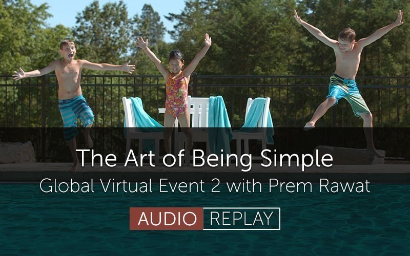 The Art of Being Simple (Audio)