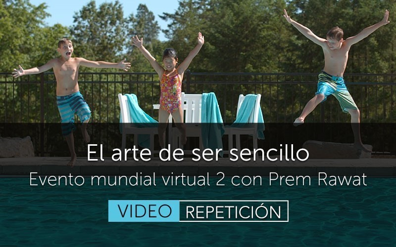 El arte de ser sencillo (Video)