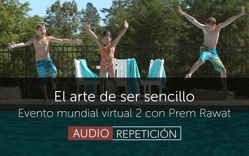 El arte de ser sencillo (Audio)
