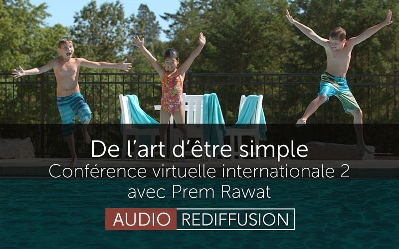 De l'art d'être simple (Audio)