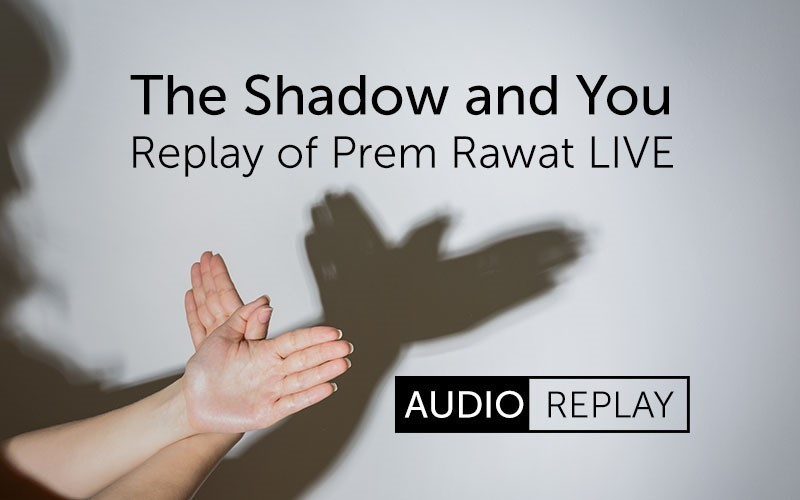 The Shadow and You (Audio)