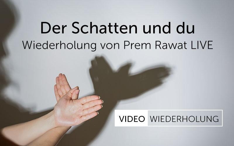 Der Schatten und Du (Video)