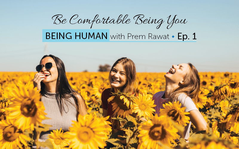 Be Comfortable Being You (audio)