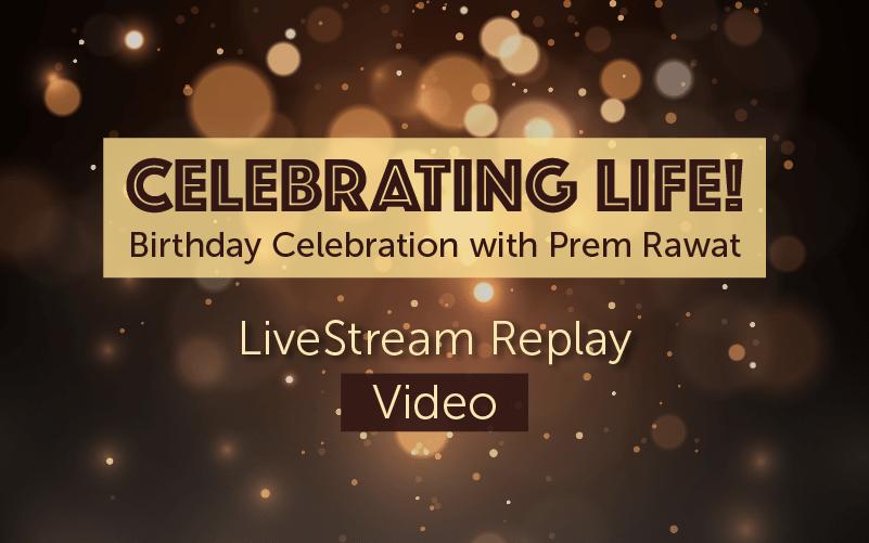 Celebrating Life! (Video)