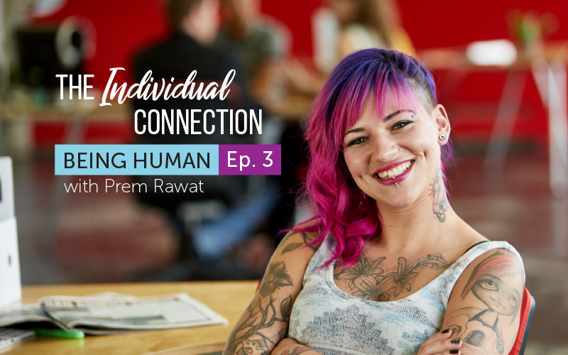 The Individual Connection (Audio)