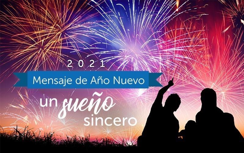 Mensaje de Año Nuevo 2021 (video)