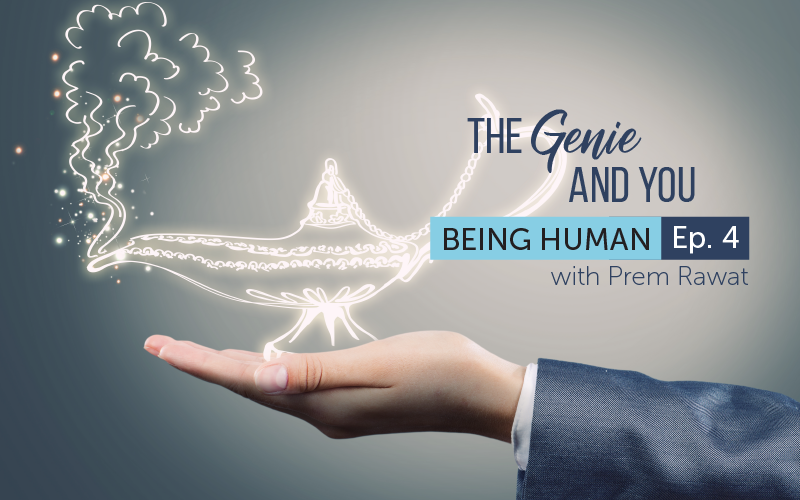 The Genie and You (Audio)