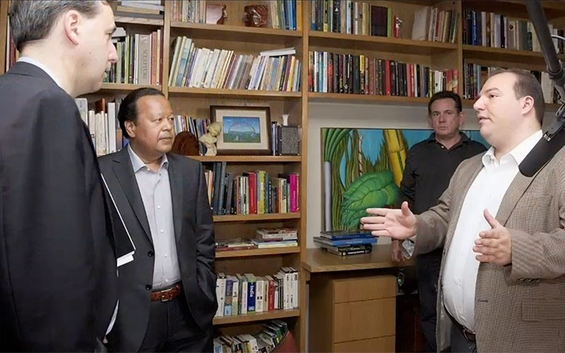 Fernando Trezza interviews Prem Rawat (Part 2)