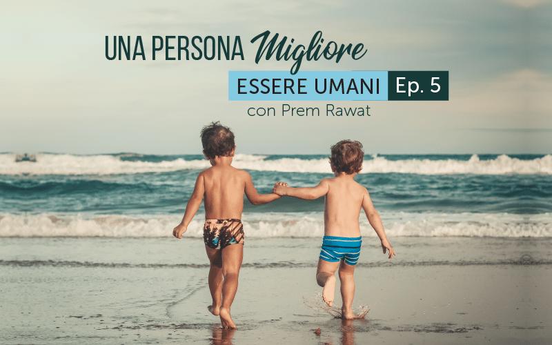 Una persona migliore (audio)