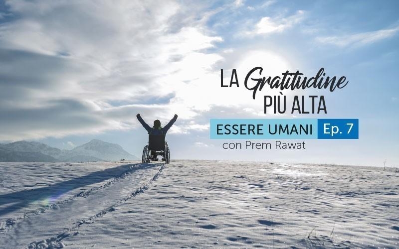La gratitudine più alta (audio)
