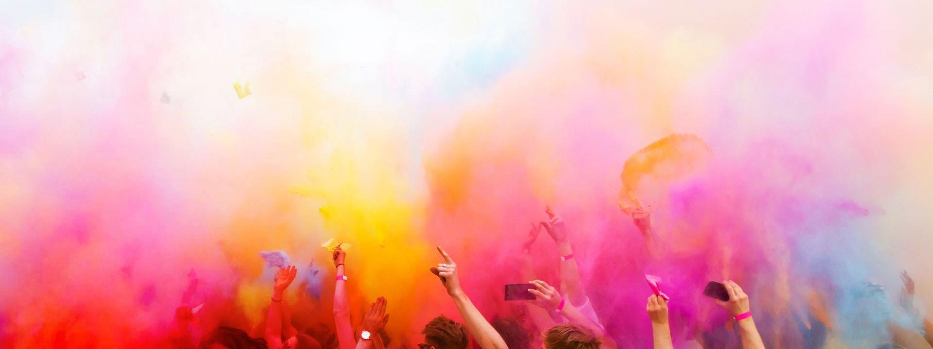 Festival of Holi (Video)