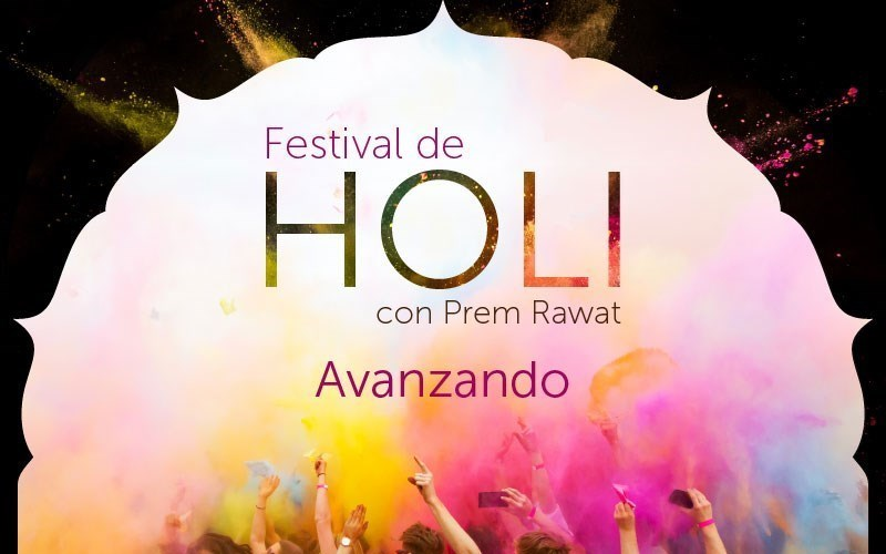 Festival de Holi con Prem Rawat (video)