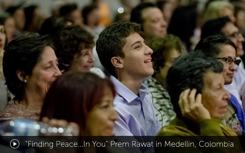 Finding Peace…In You (Video)