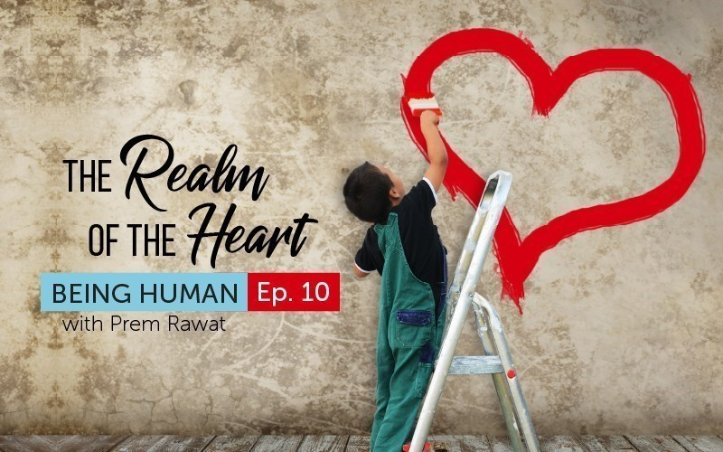 The Realm of the Heart (Audio)