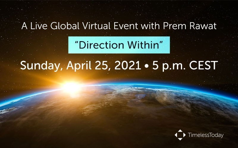 Live Global Virtual Event: April 25th