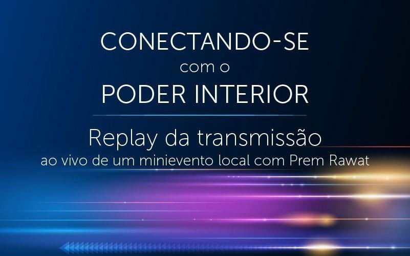 Conectando-se com o Poder Interior (audio)