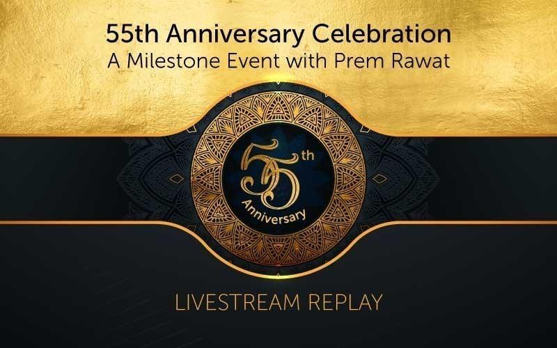 55th Anniversary Celebration (audio)