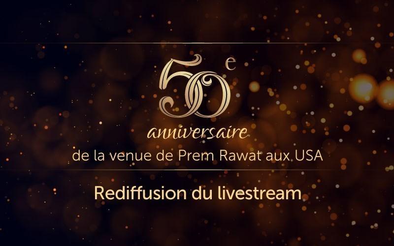 50e anniversaire (video)