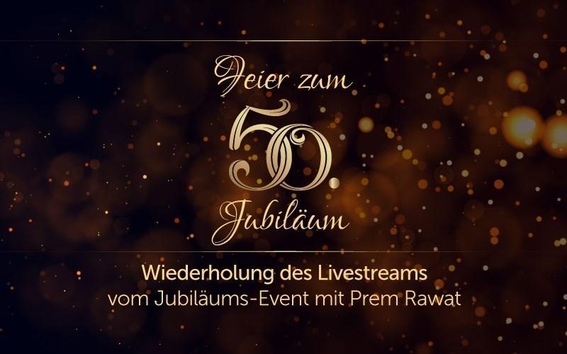 Feier zum 50. Jubiläum (audio)